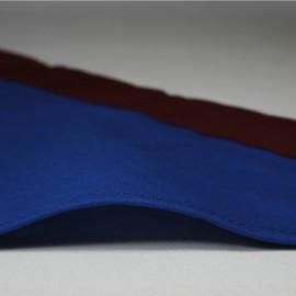 Foulards Normaux Fond Bleu Roy
