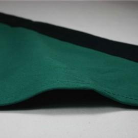Foulards Normaux Fond Vert